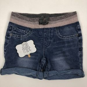 Vanilla Star Girls Jean Shorts
